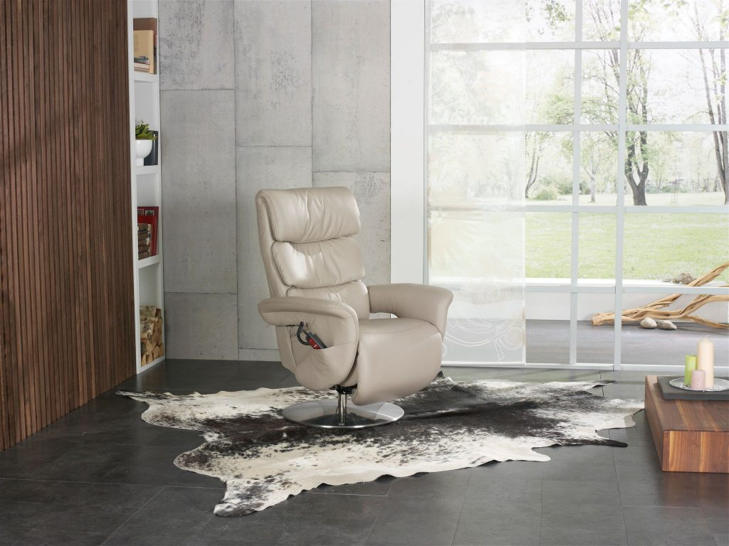 David Salmon Easy Swing recliner chairs by Himolla