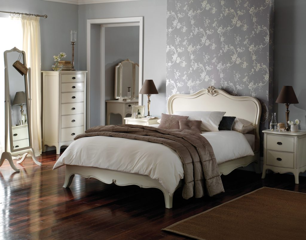 David Salmon Isabel & Olivia Bedroom Collections.