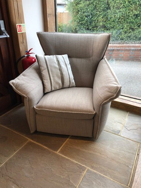 David Salmon Softy chair