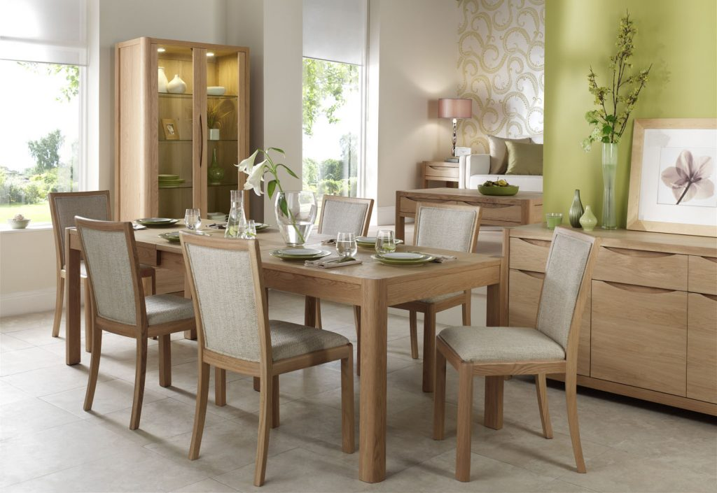 David Salmon Stockholm Dining Furniture