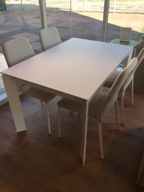 David Salmon Connubia table and chairs