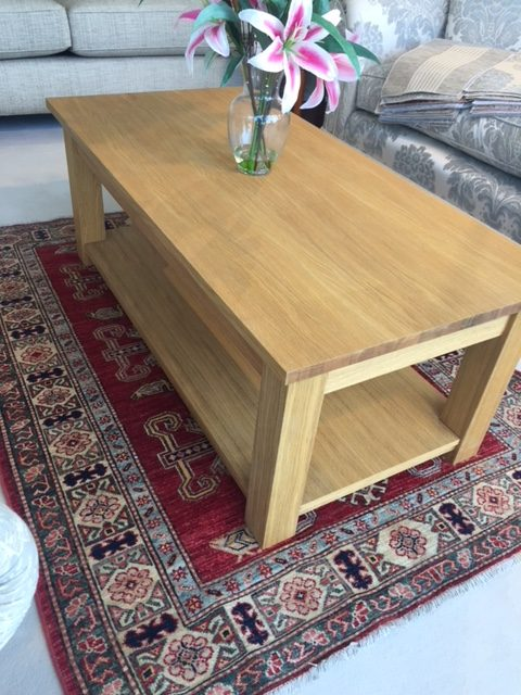 David Salmon Remilly Coffee Table.