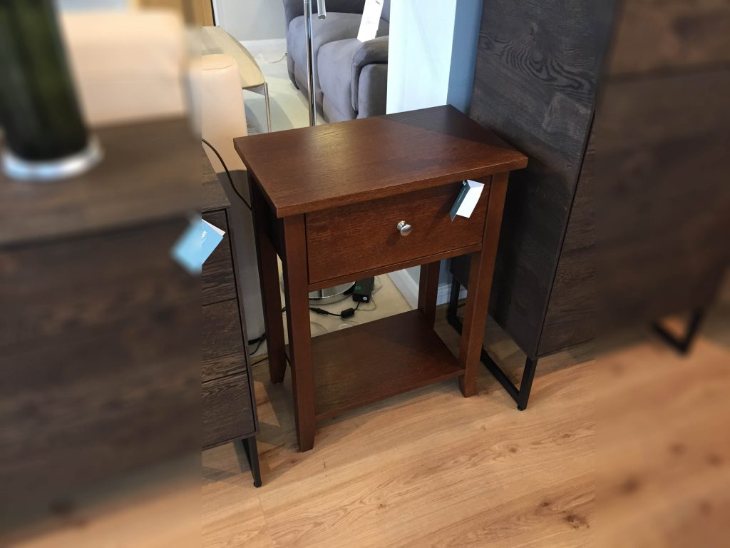 David Salmon 1 Drawer Hall Table