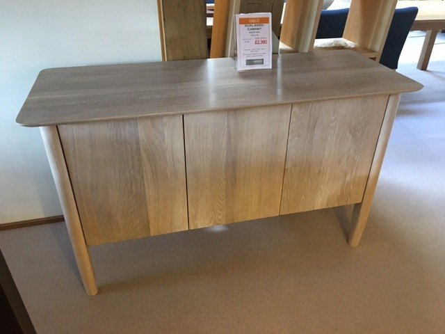 David Salmon Oslo dual sided sideboard