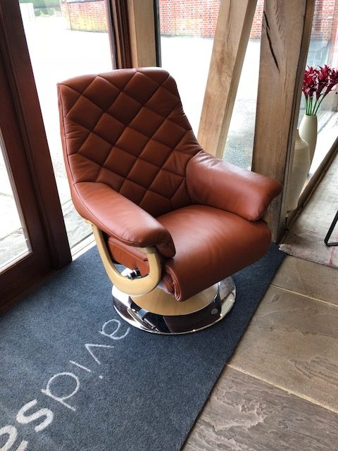 David Salmon Himolla Recliner chair