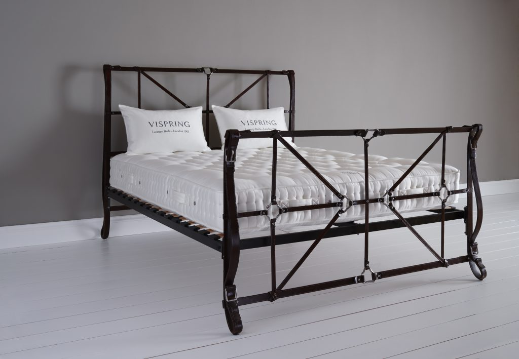 David Salmon Bedstead Realm Mattress