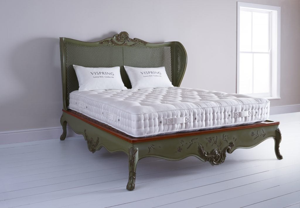 David Salmon Bedstead Traditional Mattress