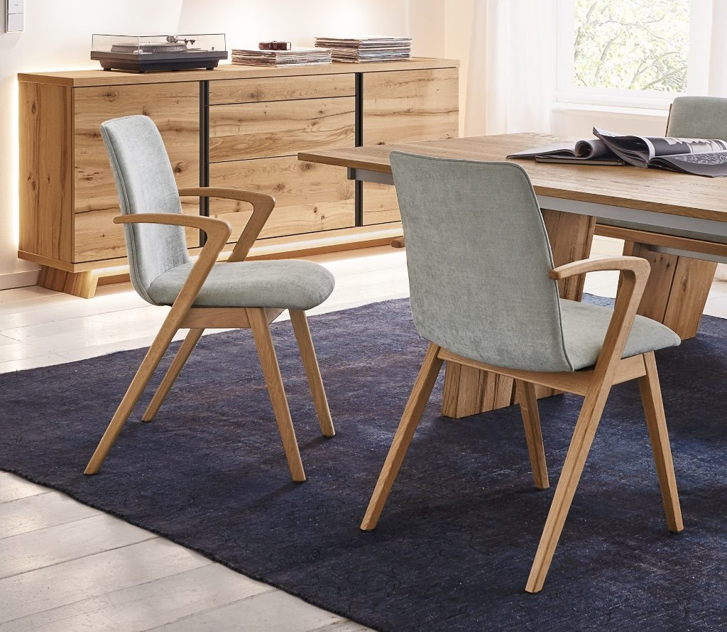 David Salmon Dining Chairs and bar stools
