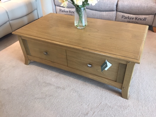 David Salmon Haven Large Coffee Table.