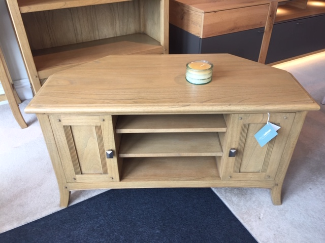 David Salmon Haven Corner TV Unit.