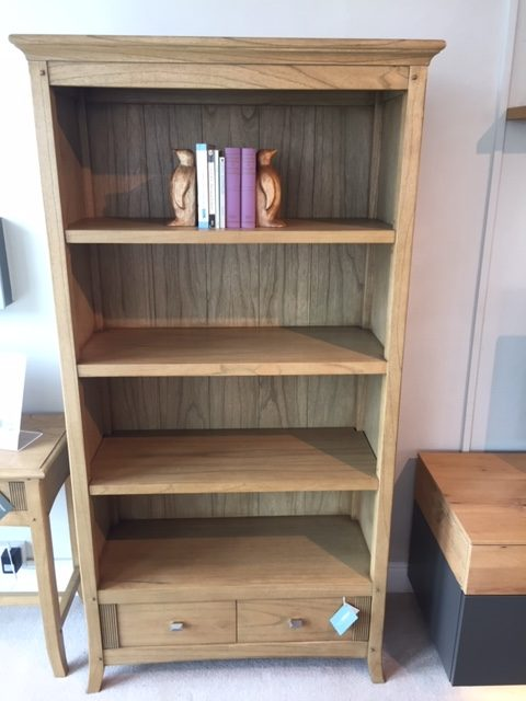 David Salmon Haven Tall Bookcase.