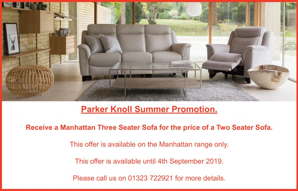David Salmon Manhattan by Parker Knoll
