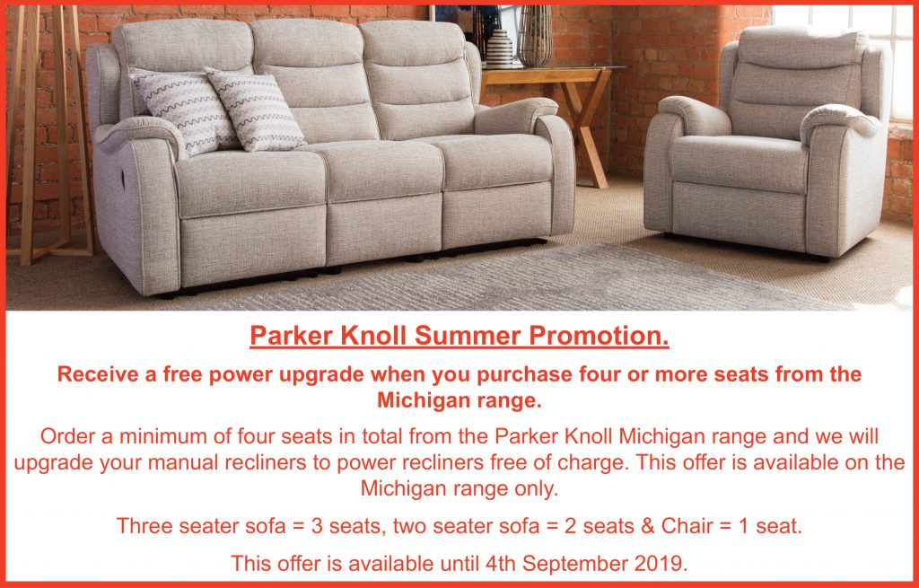David Salmon Michigan by Parker Knoll