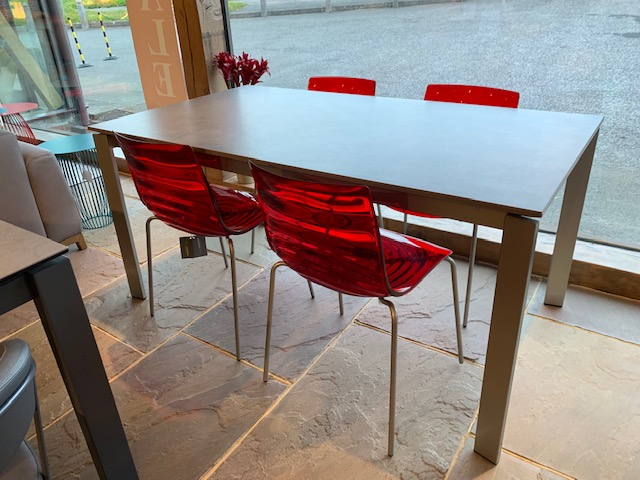 David Salmon Emminence Extending Dining Table by Connubia