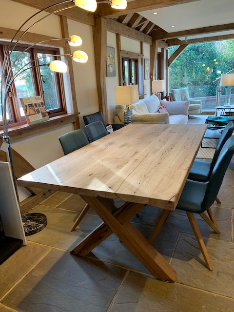 David Salmon Amsterdam dining table