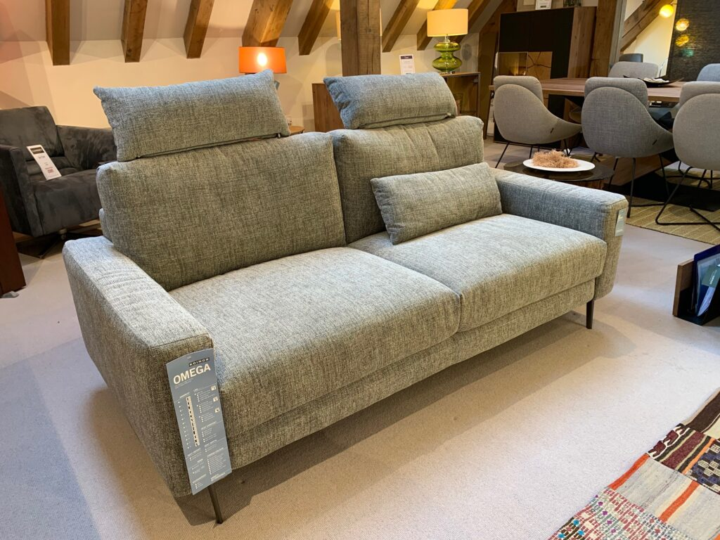 David Salmon Koinor 'Omega' 2.5 seater