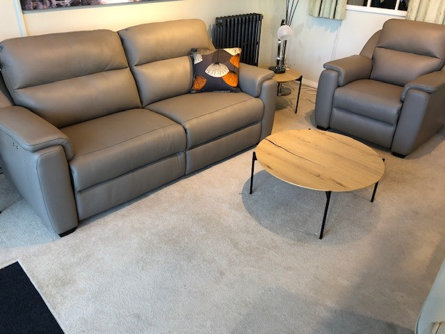 David Salmon Parma Powered Sofa & Chair