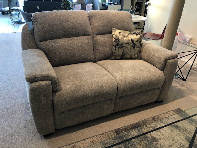 David Salmon Parma Fabric Sofa