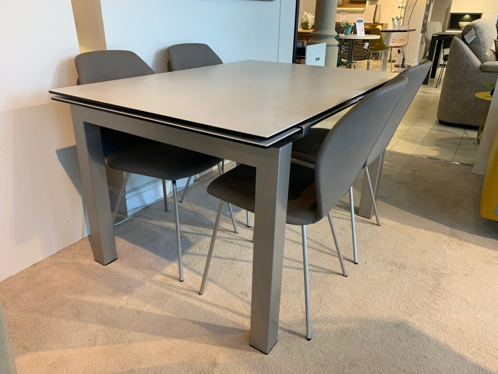 David Salmon Airport Table by Connubia